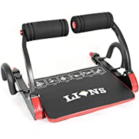 Lions Ultimate Total Core Abs Toning Smart Body 6 Packs Home Gym Fitness Training Ab Machine