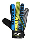 #1: Nivia GG-898 Web Goalkeeper Gloves (Multi Color)