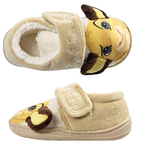 Lion King Boys/Kids Slippers Disney