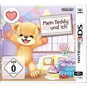 Mein Teddy und ich – [3DS]