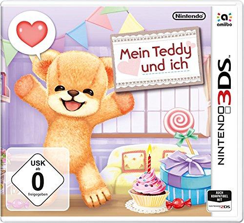 Mein Teddy und Ich - [3DS]