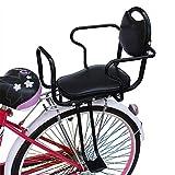 YHONG Seggiolino Posteriore per Bicicletta, per Bambini Seggiolino per Neonato Universale per Bracciolo Posteriore per Bicicletta per Bambini di età Diverse