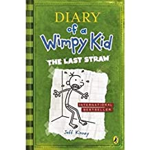 ‏‪Diary Of A Wimpy Kid - The Last Straw by Jeff Kinney‬‏