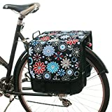 Best Bike Panniers - Beluko® Long Double Panniers Bag Fashion Bicycle Cycle Review