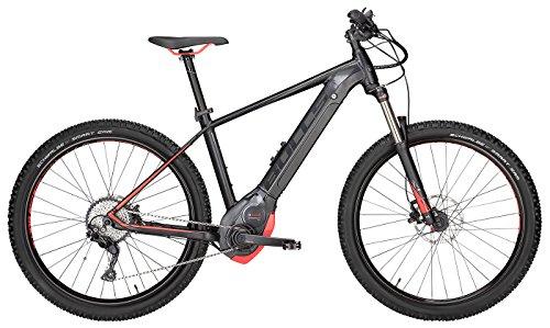 Bulls Herren E-Mountainbike Hardtail 27.5 Zoll Six50 Evo 2 (2018) - Bosch Motor, Akku:500Wh, Shimano Schaltung