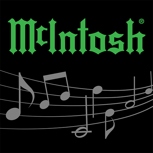 McIntosh Music Stream Tablet