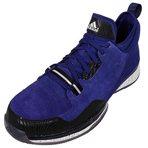 Adidas D Lillard, Weber State-lila / schwarz / weiÃ?, 8 M Us Blau