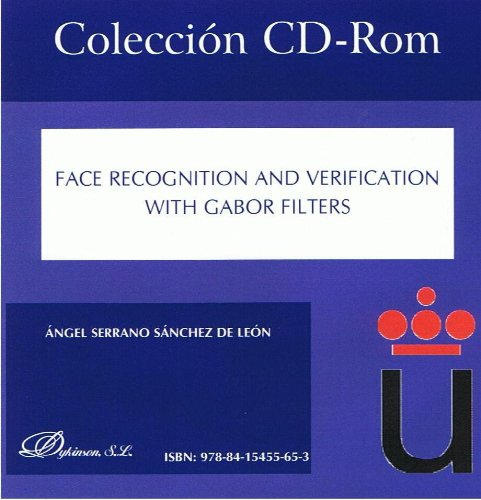 Portada del libro Face Recognition and Verification with Gabor Filters (Colección CD-Rom)
