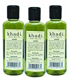 Khadi Amla Hair Oil [ PACK OF 3]