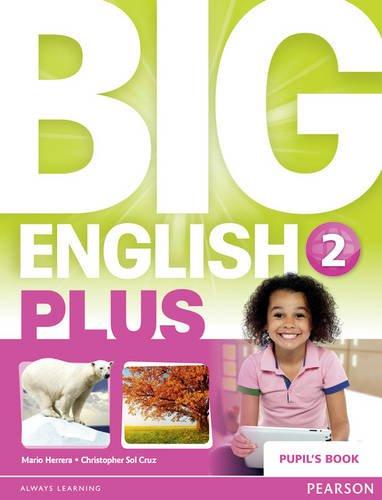 Big English Plus 2 Pupil's Book por Mario Herrera