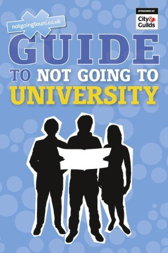 By Mr Andrew Shanahan - The NGTU Guide to Not Going to University
