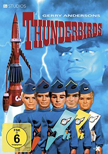 Bild von Gerry Andersons Thunderbirds - Gesamtedition [10 DVD]