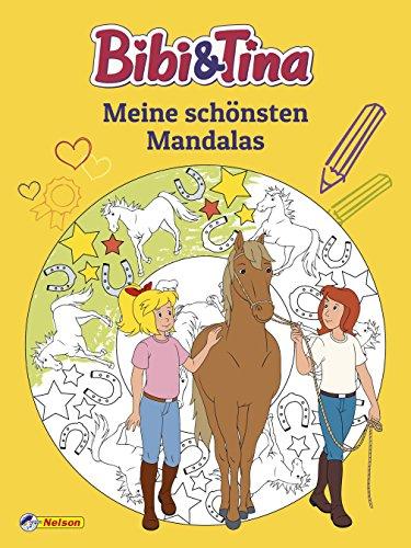 Bibi und Tina: Meine schönsten Mandalas (Bibi &...