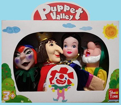 Set 4 Marionetas- Títeres , TRES modelos disponibles