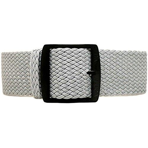 daluca-geflochtenes-uhrenarmband-aus-nylon-perlon-grau-pvd-schnalle-20-mm