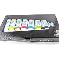 acrilico MASTER colori Set in scatola di legno