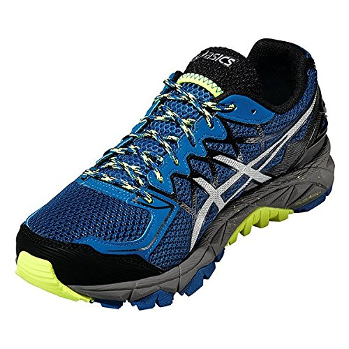 Asics Gel-fujitrabuco 4, Chaussures de Running Compétition homme Blue