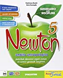 Newton. Sussidiario delle discipline. Ambito antropologico. Per la 5ª classe elementare. Con e-book. Con espansione online