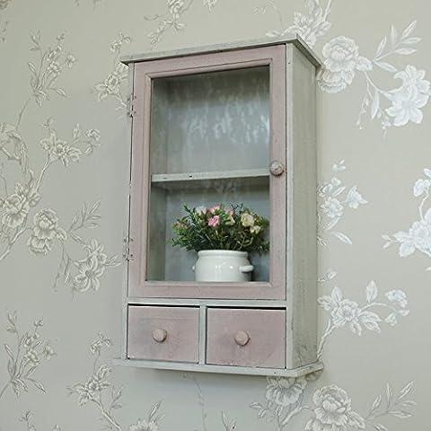 Rustic Glazed Wall