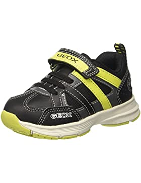 Geox J Top Fly A, Zapatillas para Niños
