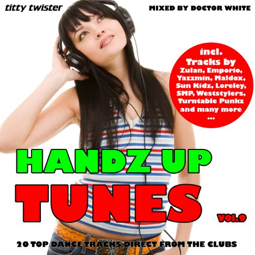 Various Artists-Hands Up Tunes, Vol. 9