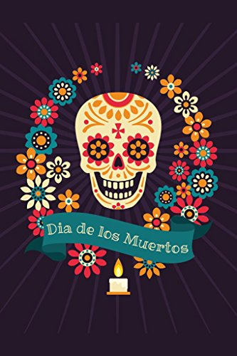 Dia de Los Muertos Sugar Skull Art Print by proframes 36x54 inches Poster (Sugar Skull Art)