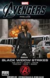 Marvel's the Avengers: Black Widow Strikes #3 (of 3)