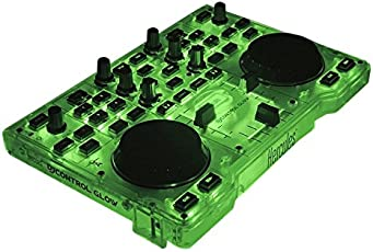 Hercules DJ Glow 4780839 Controller (Green)