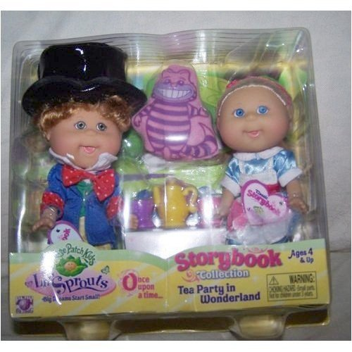 exclusive-cpk-lil-sprouts-storybook-collection-tea-party-in-wonderland-by-cabbage-patch-kids