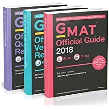The Official Guide to the GMAT Review 2018 Bundle (Question Bank + Video)