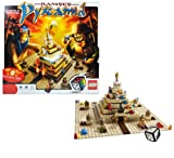 Lego Year 2010 Games Series Set #3843 - RAMSES PYRAMID with 1 Buildable Dice and 13 Microfigures (Total Pieces: 217)