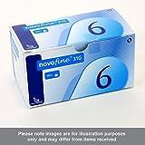 NOVOFINE 31G/6MM NEEDLES - Pack of 2x100