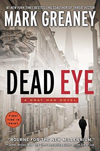 Dead Eye (Cubierta surtida) (Gray Man)