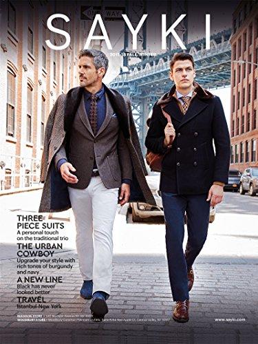 Sayki Men S Fashion Brand Suits Blazers Pants Chinos Tricots