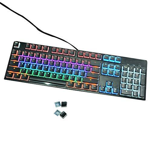 Tastenkappen für Gaming Mechanische Tastaturen Kompatibel zu