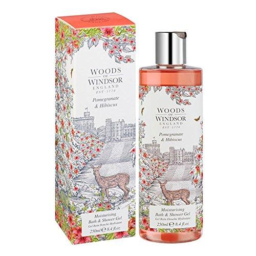 Granatapfel & Hibiskus Feuchtigkeitsspendendes Bad & Duschgel für Sie