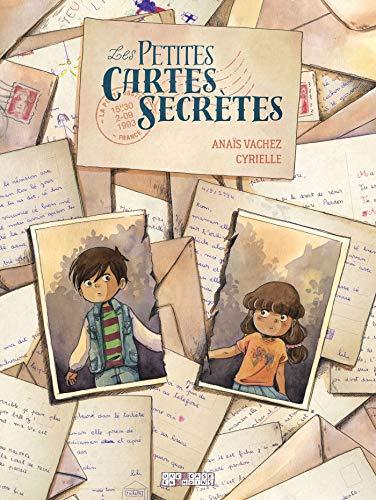 Les Petites Cartes Secrètes par Anaïs Vachez