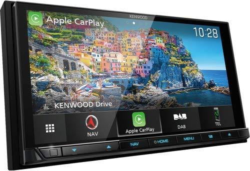 Kenwood-DNX9190DSE3-Navigationssystem-171-cm-675-Touchscreen-TFT-Fixed-Schwarz-25-kg