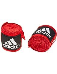 adidas Bandes de boxe, rouge, 5 x 2,55  cm, ADIBP03-RD-25