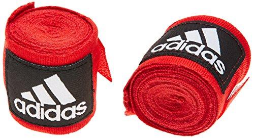adidas Bandage Boxing Crepe, red, 5 x 2,55  cm, ADIBP03-RD-25