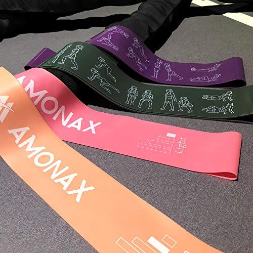 Zoom IMG-2 amonax elastici fitness set di