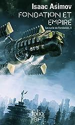 Le cycle de Fondation, II:Fondation et Empire de Isaac Asimov