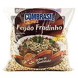 Brasilianische Schwarzaugenbohnen, COMBRASIL, 1a-Qualität, elektronisch verlesen, Beutel 500g. -