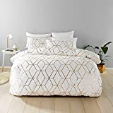#8: Home Design premium cotton reversible doublebed Dohar/quilt cover/rajai cover - 90 x 100 with zip