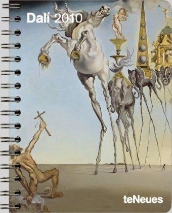 2010 Dali Deluxe Diary