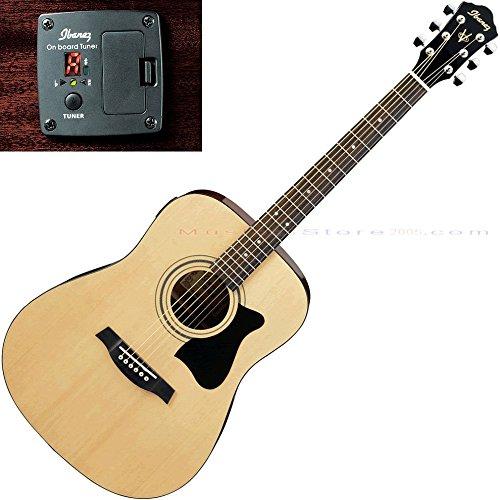 Ibanez Gitarre Akustik Verstärker mit Tuner v72e-nt + Gratis Tasche