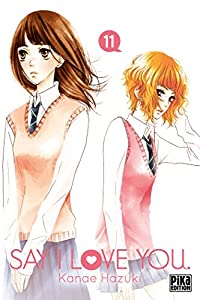 Say I Love You Edition simple Tome 11
