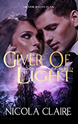 Giver of Light (Kindred, Book 4): A Paranormal Romance Vampire Hunter Series