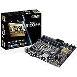 Asus B150M-A Carte mère Intel Micro ATX Socket 1151