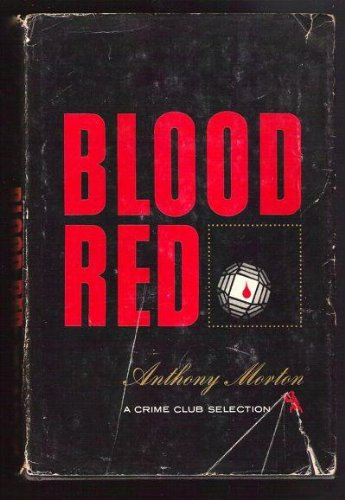 Blood Red/(English Title = Red Eye for the Baron) par Anthony Morton
